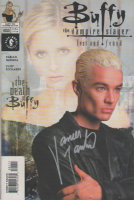 Buffy The Vampire Slayer: Lost and Found - One-Shot - SIGNED By James Marsters 'Spike'